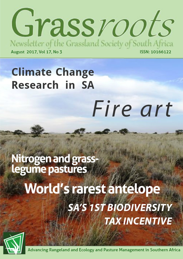 Grassroots August 2017 Issue 3