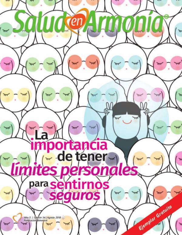 Revista Salud en Armonía Edición 34