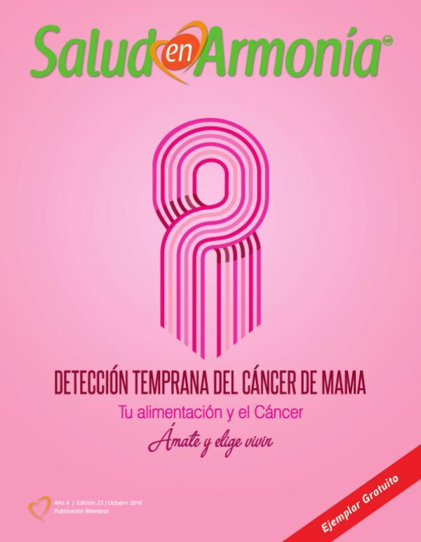 Revista Salud en Armonía Edición 23