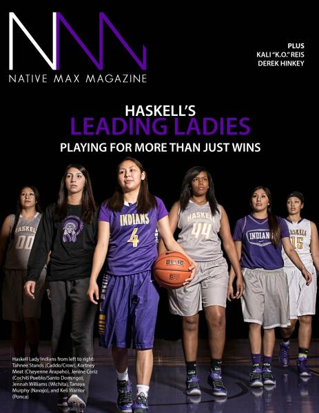 Feb/March 2015 Sports Issue
