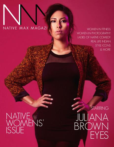 Native Women's Issue - May/June 2015