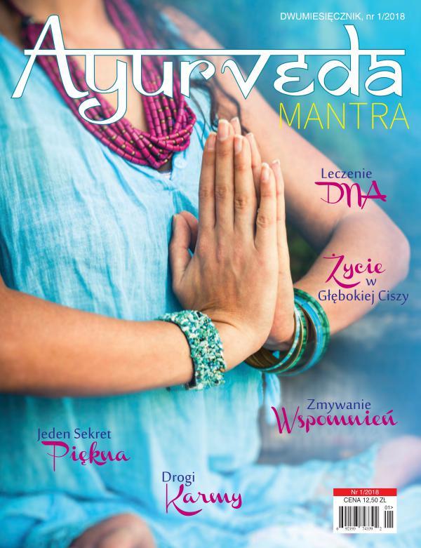 Ayurveda Mantra (Polish) Issue 1