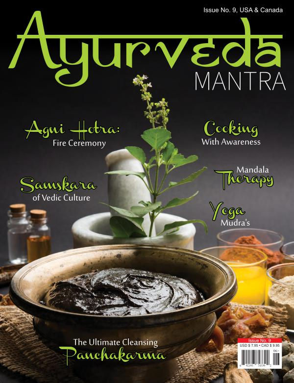 Ayurveda Mantra Issue 9 short