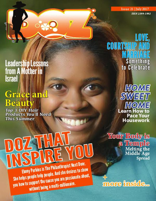 DOZ Issue 21 July 2017