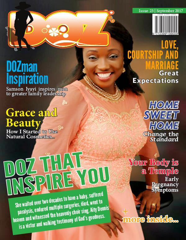 DOZ Issue 23 September 2017