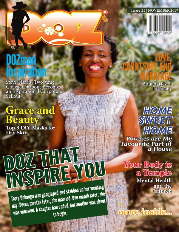DOZ Issue 25 November 2017