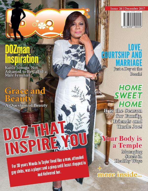 DOZ Issue 26 December 2017