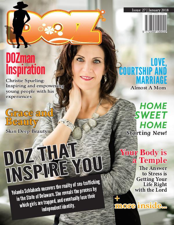 DOZ Issue 27 January 2018