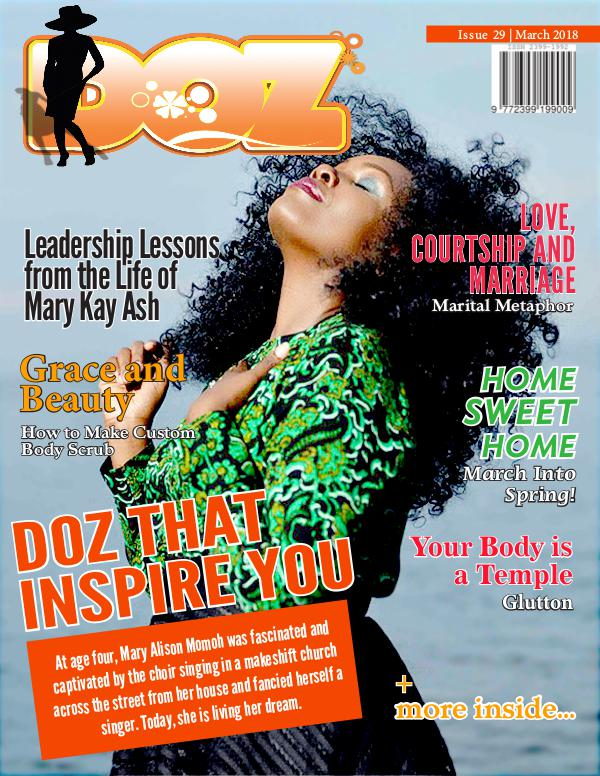 DOZ Issue 29 March 2018