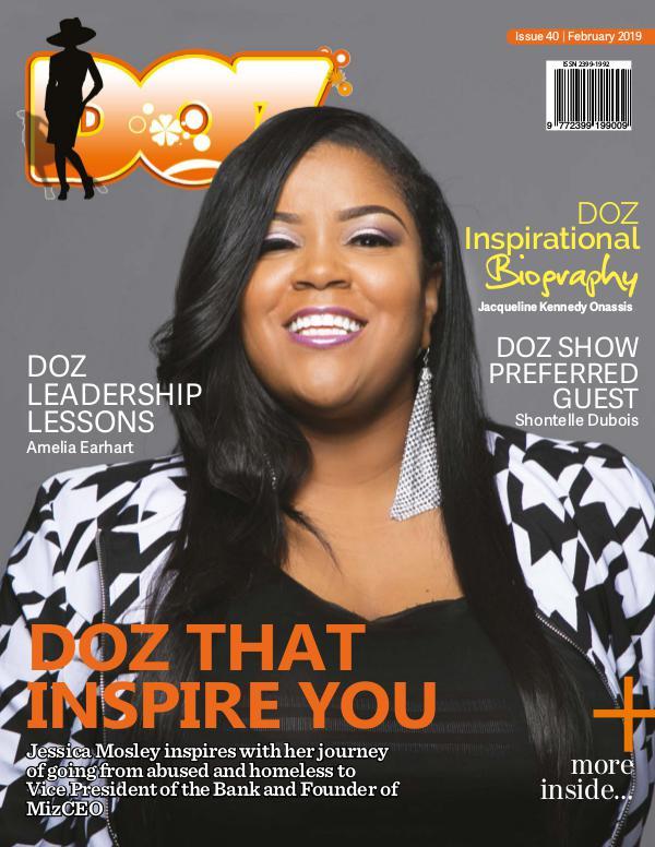 DOZ Issue 40 February 2019