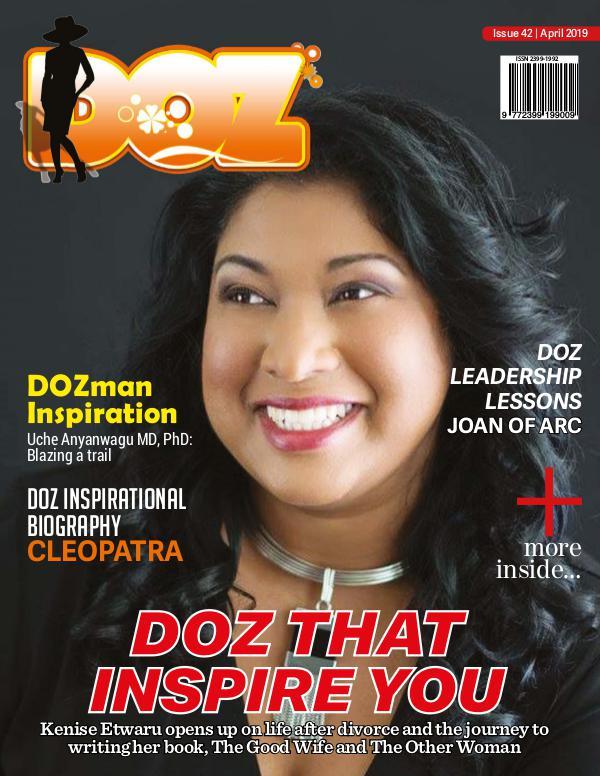 DOZ Issue 42 April 2019
