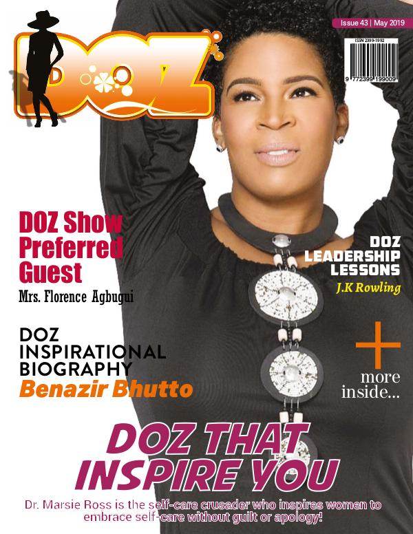 DOZ Issue 43 May 2019