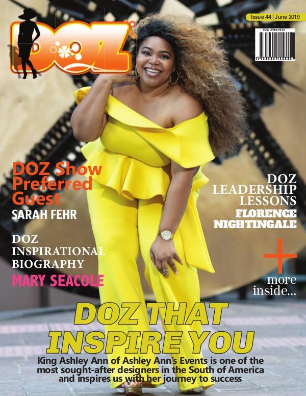 DOZ Issue 44 June 2019