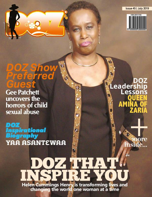 DOZ Issue 45 July 2019