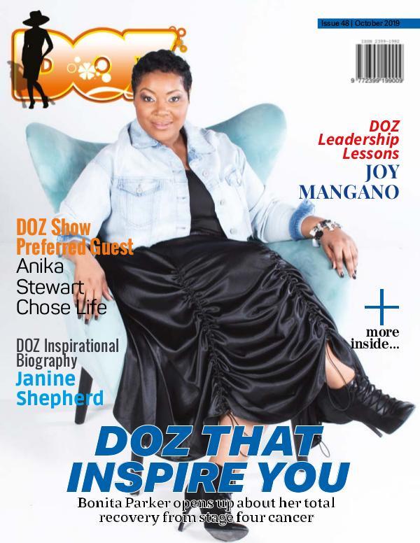 DOZ Issue 48 October 2019