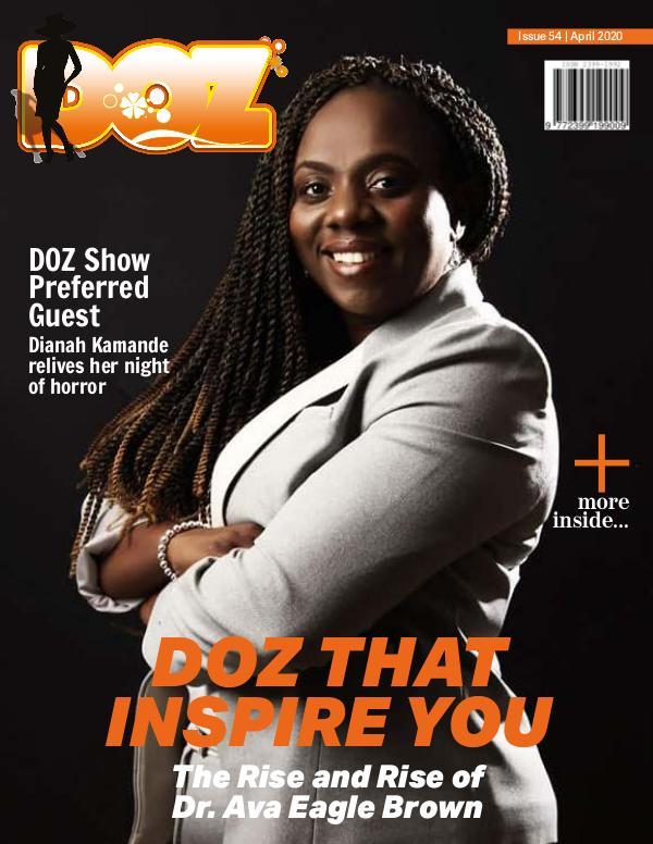 DOZ Issue 54 April 2020