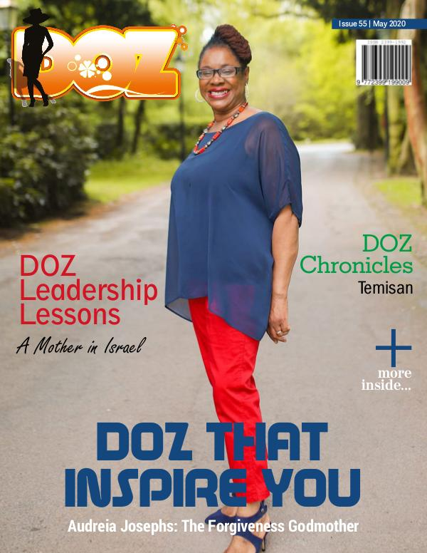 DOZ Issue 55 May 2020