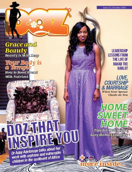 DOZ Issue 12 October 2016