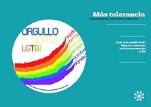 Mas tolerancia, todos tenemos los mismos derechos