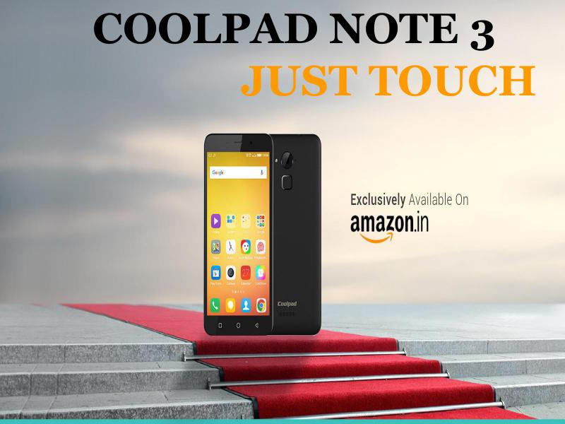 COOLPAD NOTE 3 COOLPAD NOTE 3