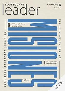 Foursquare Leader Volume 11 Issue 1