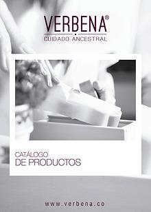Catálogo VERBENA 2017