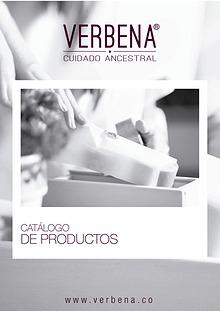Catálogo VERBENA DISTRIBUIDORES
