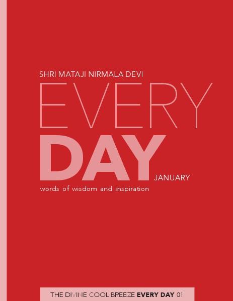 EVERY DAY with Shri Mataji JANUARY