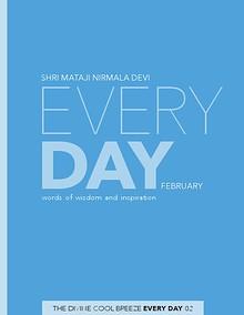 EVERY DAY with Shri Mataji