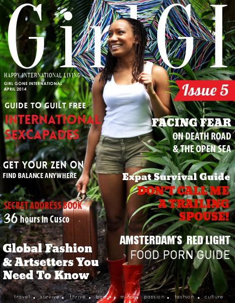 GirlGI | Girl Gone International GirlGI Issue 5