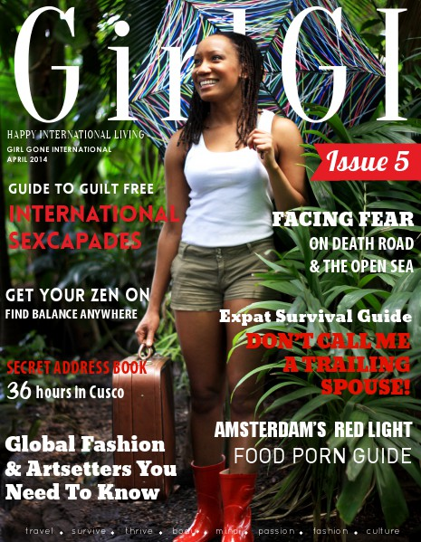 GirlGI Issue 5