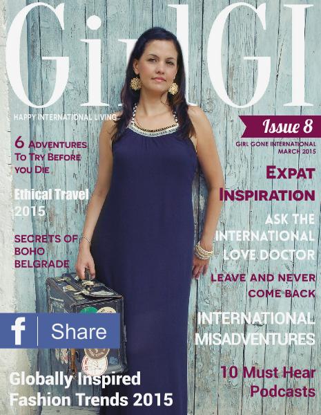 GirlGI | Girl Gone International Issue 8