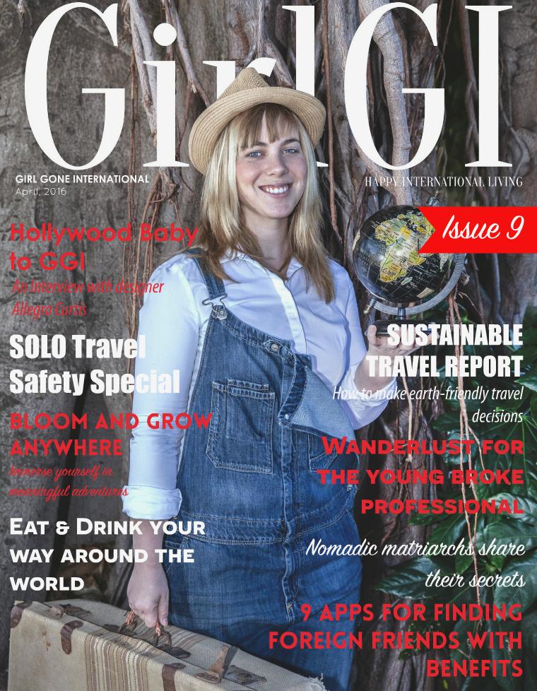 GirlGI | Girl Gone International Issue 9