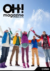 OH! Magazine - Australian Version August 2013 (Australian Version)