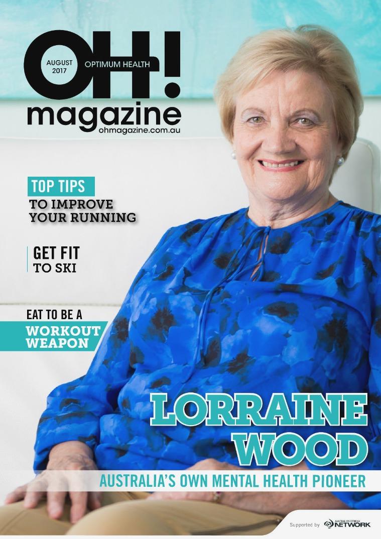 OH! Magazine - Australian Version August 2017