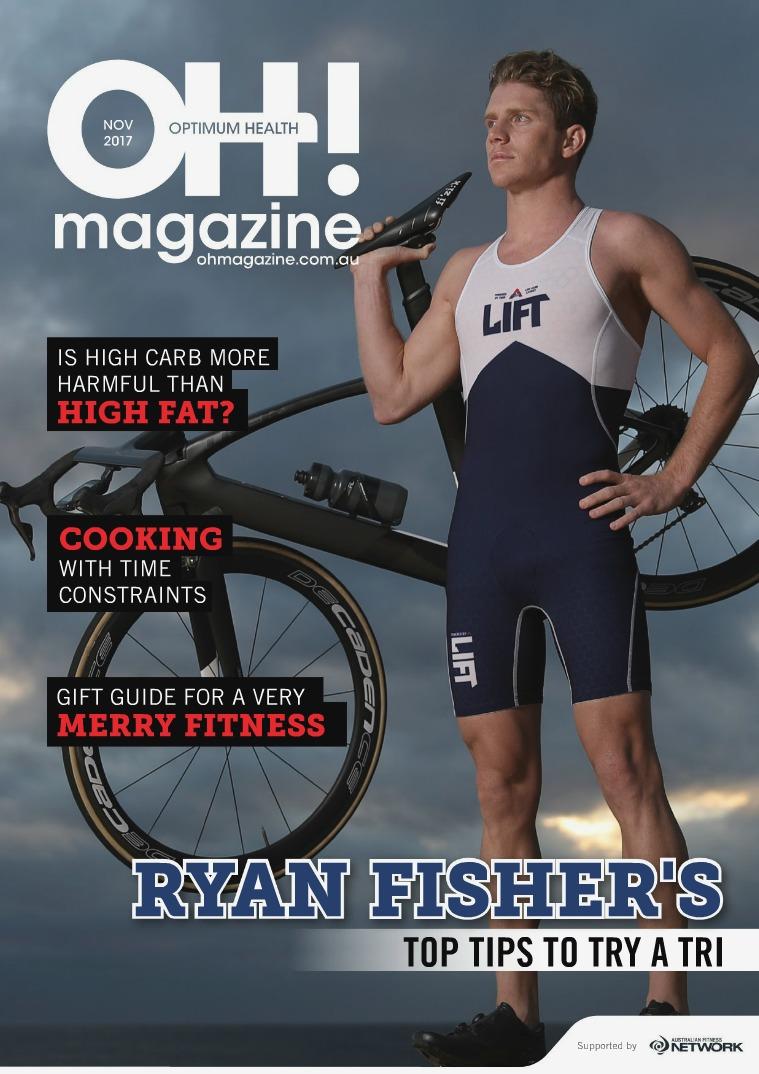 OH! Magazine - Australian Version November 2017