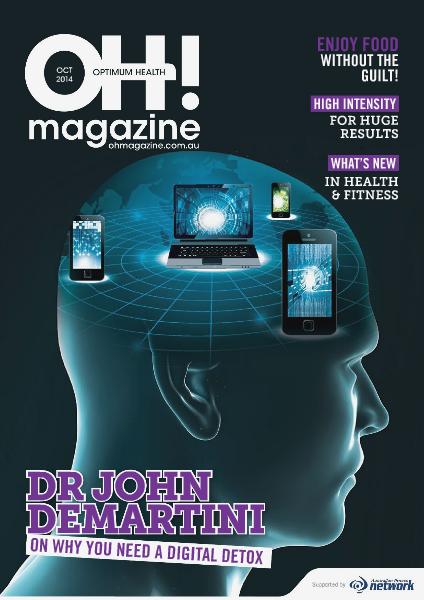OH! Magazine - Australian Version October 2014 (Australian version)