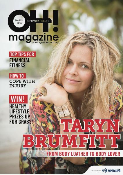 OH! Magazine - Australian Version March 2015