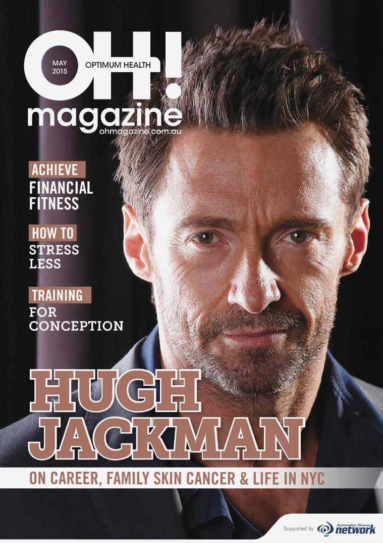 OH! Magazine - Australian Version May 2015