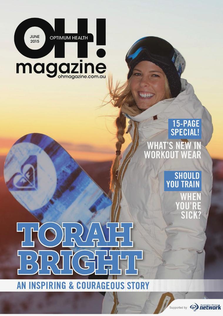 OH! Magazine - Australian Version June 2015