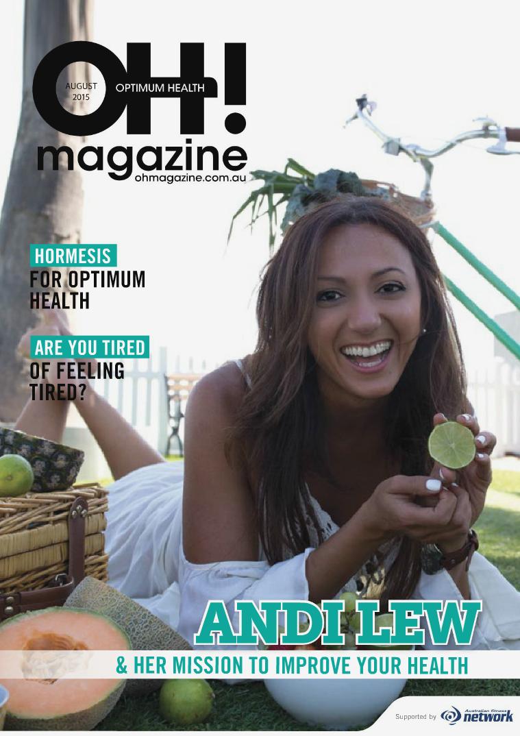 OH! Magazine - Australian Version September 2015