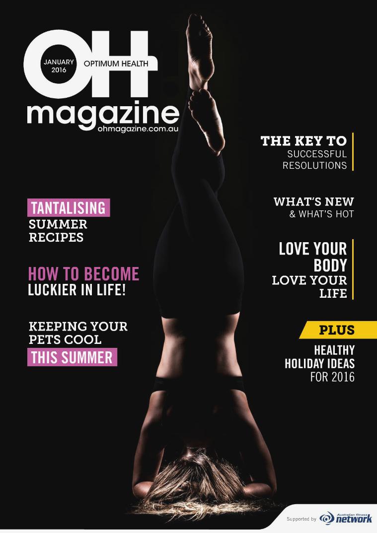 OH! Magazine - Australian Version January 2016