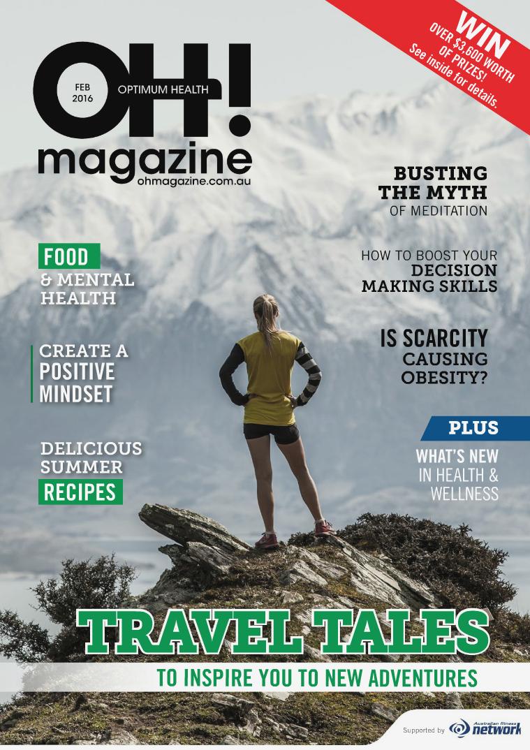 OH! Magazine - Australian Version February 2016
