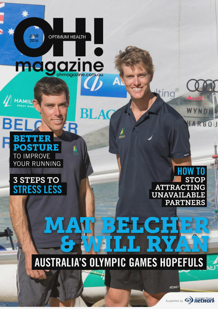 OH! Magazine - Australian Version June 2016