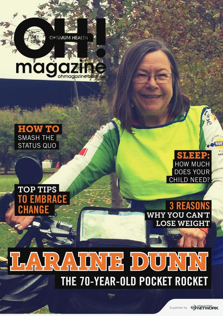 OH! Magazine - Australian Version July 2016
