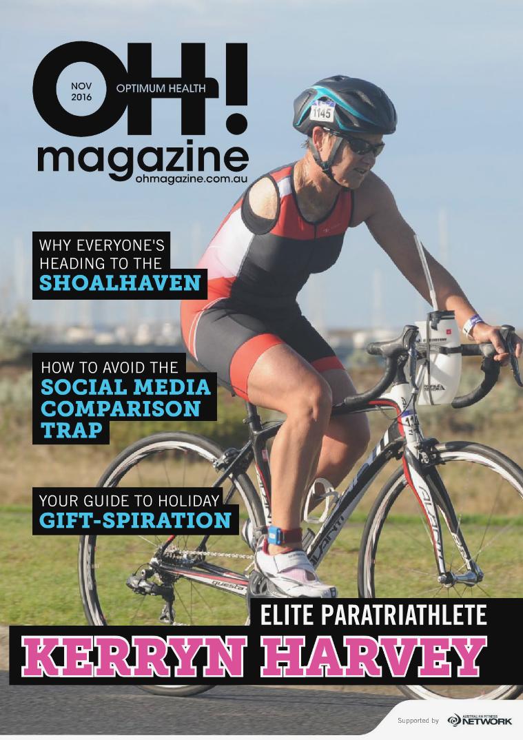 OH! Magazine - Australian Version November 2016