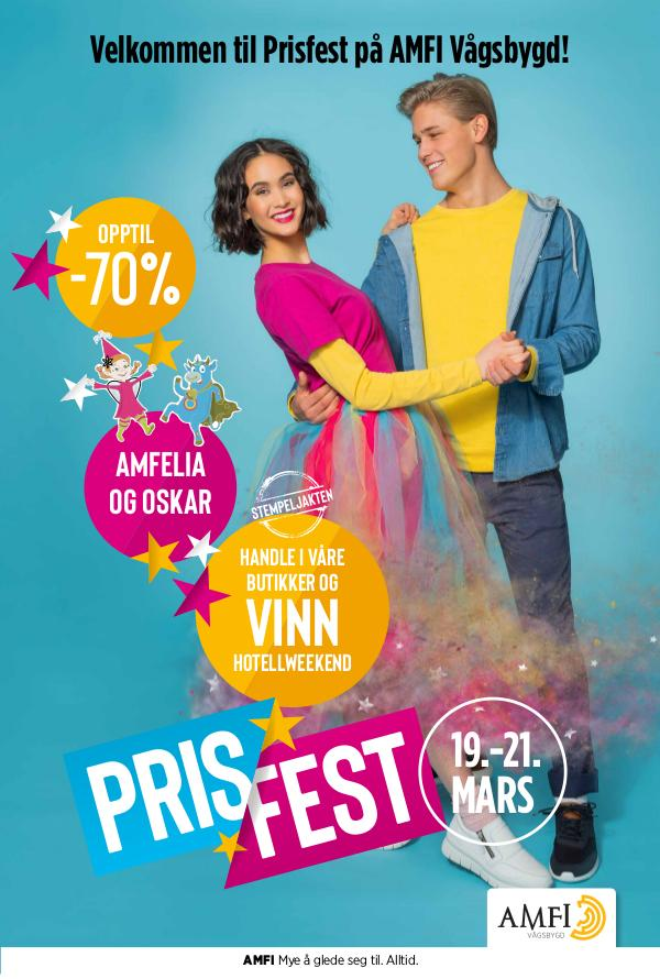 AMFI Vågsbygd PRISFEST