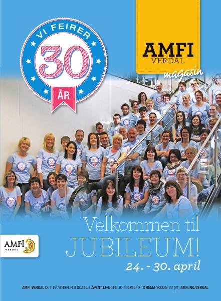 AMFI Verdal Jubileumsavis 30 år