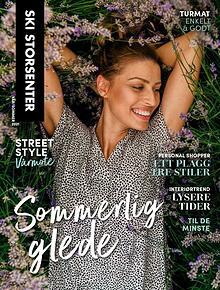 vår/sommer magasin