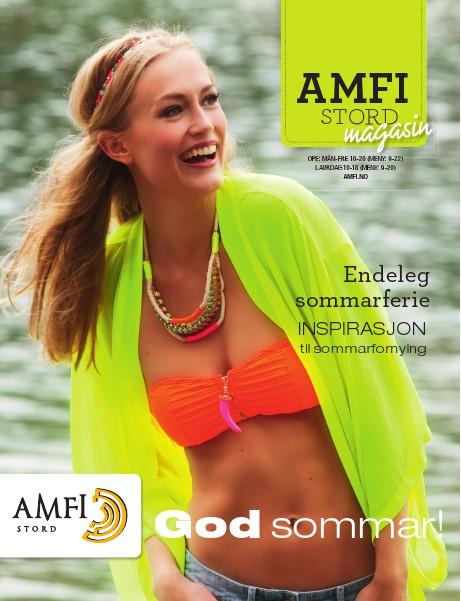 AMFI Stord Sommermagasin 2014